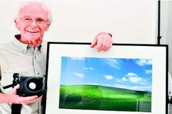 Chuck O'Rear; dünyanın en ünlü fotoğrafının sahibi