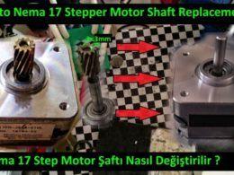 Nema 17 Step Motor