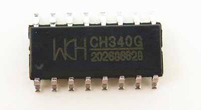 CH340G Sürücü