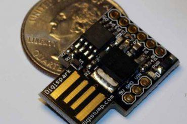 En Küçük Arduino ! Digispark Attiny85 İnceleme ve Kullanımı.