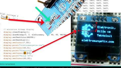 Arduino OLED Kullanımı