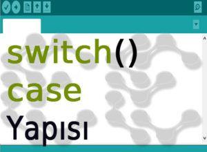 switch case yapısı