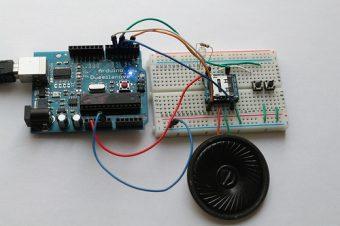 Arduino ile Basit Ses / Müzik Çalma (SD Kart Modülü)