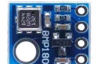 Arduino BMP180 Basınç Sensörü Kullanımı