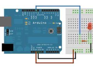 Arduino Fade (Karartma)