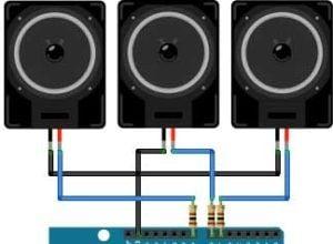 Arduino çoklu Melodi Çalma