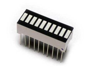 Arduino LED Çubuk Grafiği