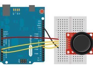 Arduino Joystick ile Fare Kontrolü