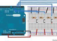 Arduino Buton İle Fare Kontrolü