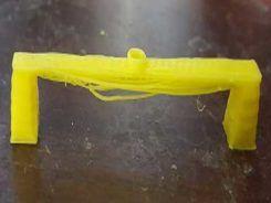 3D Yazıcı Baskıda Zayıf Köprüleme