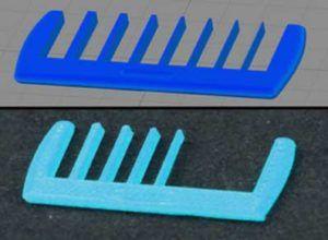 3D Yazıcı Çok Küçük Ayrıntılar Yazdırılmıyor