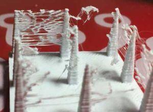 3D Yazıcı Baskı Kılçıklanması