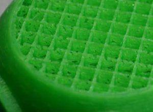 3D Yazıcı Zayıf İç Dolgu