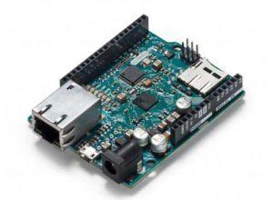 Arduino Lenonardo ETH